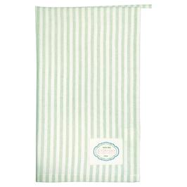 GreenGate Geschirr- und Tischtuch, Alice stripe pale green