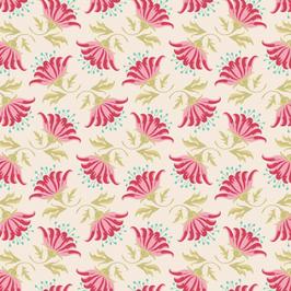 Tilda Fat Quarter Lilly pink