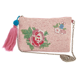 GreenGate Clutch, Meryl pale pink