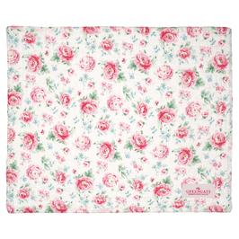 GreenGate Tischset, Meryl white gequiltet