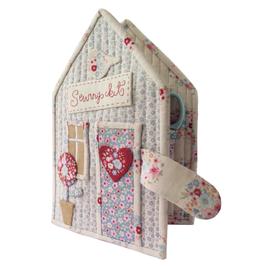 Tilda Material-Set, Sewing Kit House