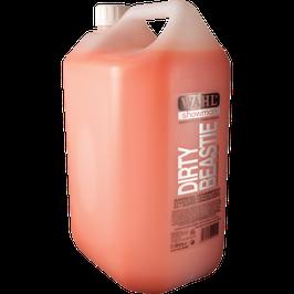 WAHL Dirty Beastie (SHAMPOO per lo sporco bestiale), prodotto concentrato la diluire 5 litri
