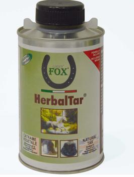 Herbal Tar catrame vegetale igienizzante per lo zoccolo del cavallo 500 ml prodotto professionale