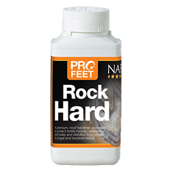 Naf Rock Hard INDURENTE PER ZOCCOLI 250ML