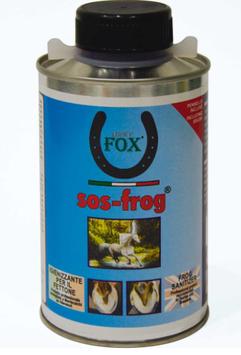 SOS Frog igienizzante per il fettone 500 ml prodotto professionale