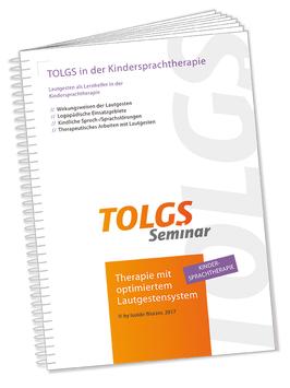 Das Therapie-Leitwerk TOLGS-Kindersprachtherapie