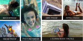 SEAWAG Pochette téléphone étanche