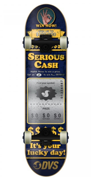 "DVS 8""X31"" SERIOUS CASH"