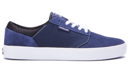 SUPRA YOREK LOW navy white