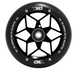 BLUNT DIAMOND WHEEL 110mm Black