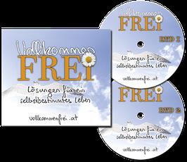 """2-DVD-Set """"Vollkommen Frei"""""""