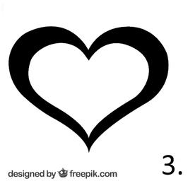 Herz Nr. 3