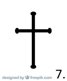 Kreuz 7