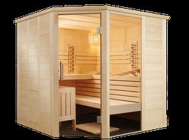 Sauna Alaska Corner Infra+