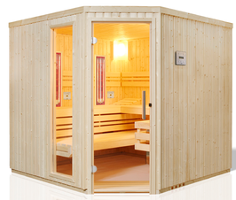 Sauna Safir Complete