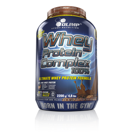 WHEY PROTEIN COMPLEX 100% - 2,2 kg Dose