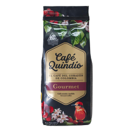 Cafe Quindio Excelso Gourmet Gemalen Koffie