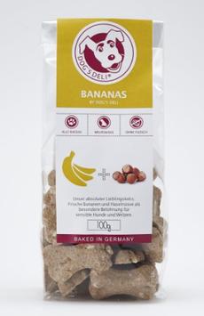 Hundekeks Bananas