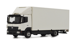 Mercedes-Benz Atego truck white scale 1:50