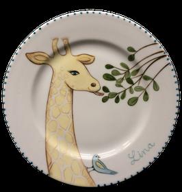 """Giraffe """"Gross sein ist schön"""""""