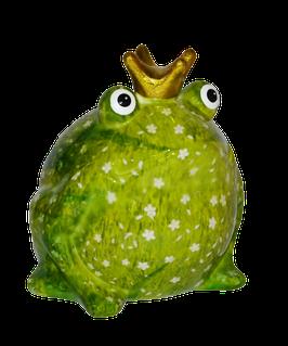 """Frosch """"Wiesenserie"""" mit Blumenwiese"""