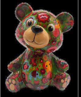 "Bär ""Toto""  grün    - NEUHEIT -"