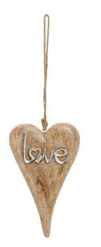 Herz Love Hänger