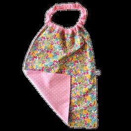 serviette elastiquée myrtille