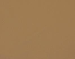 Morceau de cuir de vachette camel brûlé