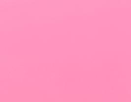 Coupon de cuir d'agneau nappa rose bonbon