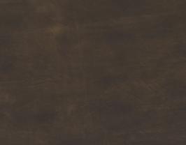 Morceau de cuir d'agneau marron marbré doré