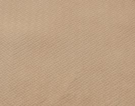 Morceau de cuir de vachette beige imprimé