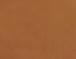 Morceau de cuir d'agneau nappa camel