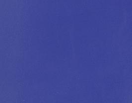 Coupon de cuir d'agneau nappa bleu pivoine