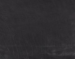 Morceau de cuir de chèvre noir vintage