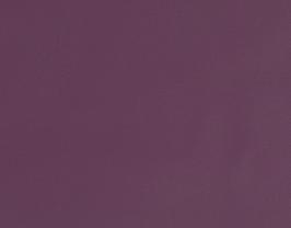 Coupon de cuir d'agneau nappa violet hortensia