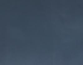 Morceau de cuir de vachette bleu marine