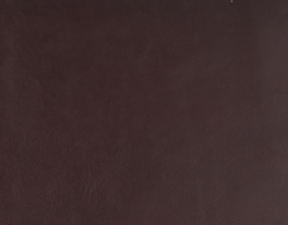 Coupon de cuir de vachette bourgogne
