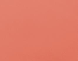 Coupon de cuir d'agneau nappa rose pêche