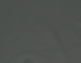 Morceau de cuir de vachette gris fer
