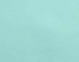 Coupon de cuir d'agneau nappa vert opaline