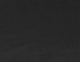 Morceau de cuir de vachette noire authentique