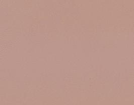 Coupon de cuir de chèvre rose poudré