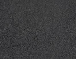 Coupon de cuir de vachette nappa noir