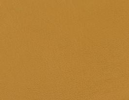 Coupon de cuir d'agneau nappa camel