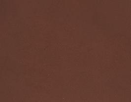 Coupon de cuir de vachette caramel