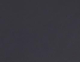 Coupon de cuir de vachette noir satiné