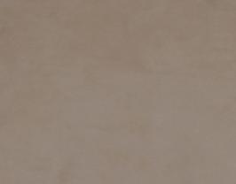 Morceau de cuir de vachette nubuck beige foncé