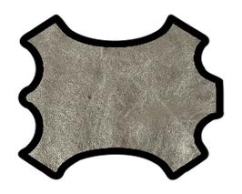 Peau de mouton nappa doré