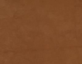 Morceau de cuir d'agneau velours tabac